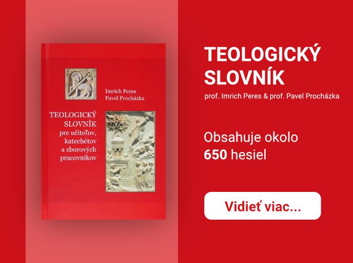 Teologický slovník
