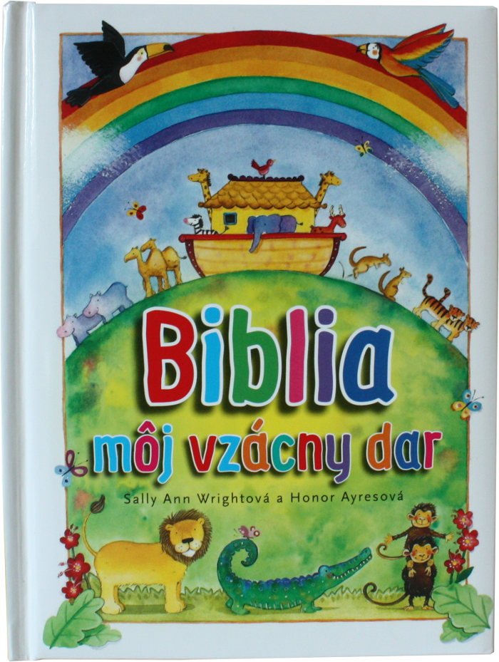 Biblia - môj vzácny dar 48f1b834d0c