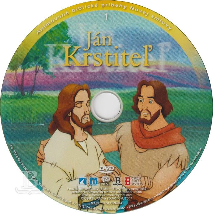 ... Krabicový predaj · Zlacnené tituly · DVD - Ján Krstiteľ 3b03d322bf9