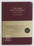 Nová zmluva grécka a slovník, 5. revidované vydanie