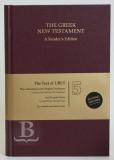 Nová zmluva grécka, 5. revidované vydanie, A Reader's Edition