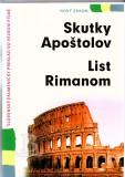 Skutky apoštolov a List Rimanom vo veľkom písme