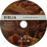 Audio Stará zmluva, Historické knihy I., ekumenický preklad, CD 2