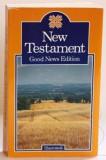 Nová zmluva anglická, GNB, oranžová farba