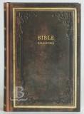 Biblia česká, kralická, pevná väzba