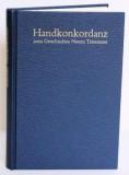 Konkordancia ku gréckej Novej zmluve