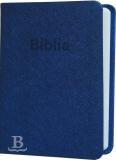 Biblia slovenská, ekumenický preklad, vreckový formát, modrá, 2018