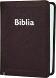 Biblia slovenská, ekumenický preklad s DT, vreckový formát, bordová, 2018