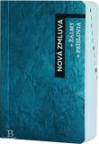 NZ, žalmy a príslovia, vreckový formát, modrá, ekumenický preklad, 2018