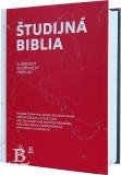 Študijná Biblia, 1. vydanie, zľava 25%