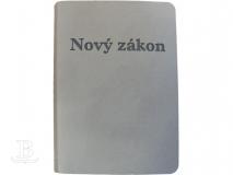 Nový zákon a žalmy, slovenská, Botekov preklad, sivá, 2019