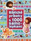Biblické príbehy s 1000 samolepkami