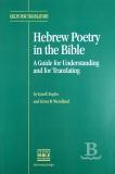 Hebrew Poetry in the Bible