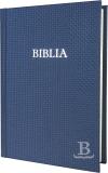 Biblia, evanjelický preklad 2015, pevná väzba, tmavomodrá