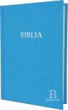 Biblia, evanjelický preklad 2015, pevná väzba, tyrkysová